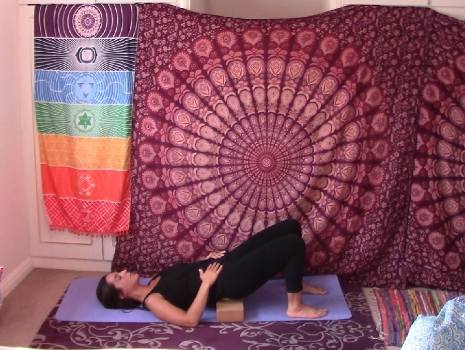 Work Stress and Anxiety and how AndreaYoga can help