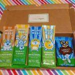 Vegan Chocolate Letterbox Gift Hamper Mini-variety Box