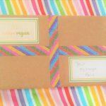 Choccy Chum Surprise Vegan Letterbox Hamper